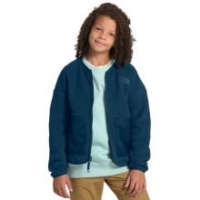 Girls Camplayer Fleece Cardigan by The North Face