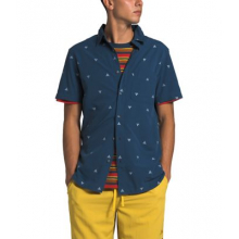 Men's S/S Baytrail Jacq Shirt by The North Face in Sioux Falls SD