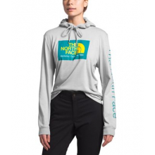 Women's 66 California Tri-Blend Pullover Hoodie by The North Face in Santa Monica Ca