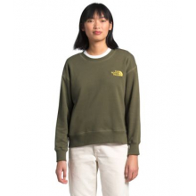 Women's Parks Slightly Cropped Crew by The North Face