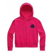 Women's Cropped Logo Haze Hoodie by The North Face in Squamish Bc