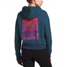 Women's Cropped Logo Haze Hoodie by The North Face in Denver Co
