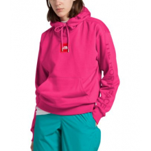 Women's Cropped Red Box Drop Pullover Hoodie by The North Face