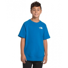 Youth S/S Logo Crew by The North Face