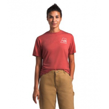 Women's S/S Logo Marks Tri-Blend Tee by The North Face in Sioux Falls SD