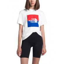 Women's S/S USA Box Tee by The North Face