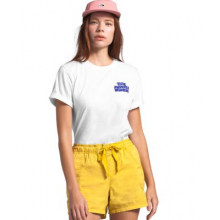 Women's S/S Logo Haze Tee by The North Face