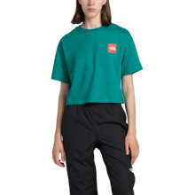 Women's S/S Cropped Cotton Tee by The North Face