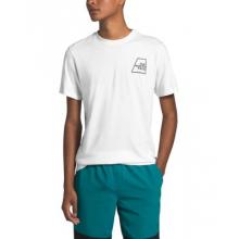 Men's S/S Logo Marks Tri-Blend Tee