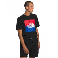 Men's S/S USA Box Tee by The North Face