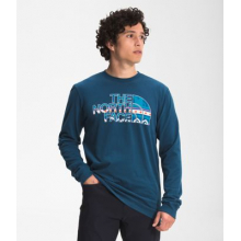 Men's L/S Half Dome Tee by The North Face in Loveland CO