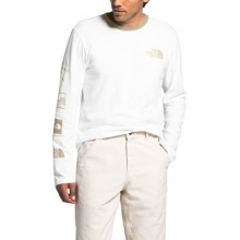 Men's L/S Logo-Lution Ringer Tee by The North Face