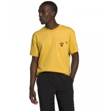 Men's S/S Dare To Disrupt Pocket Heavyweight Tee by The North Face in Oro Valley Az