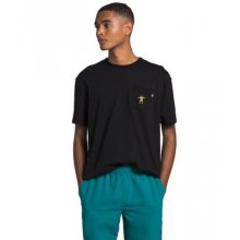 Men's S/S Dare To Disrupt Pocket Heavyweight Tee by The North Face in Glenwood Springs CO
