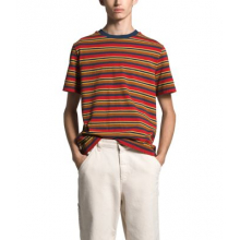 Men's S/S Berkeley Stripe Tee by The North Face