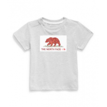 Infant S/S Graphic Tee by The North Face
