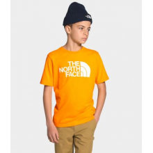 Boy's S/S Half Dome Tee by The North Face