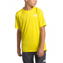 Boys S/S Reaxion Tee by The North Face