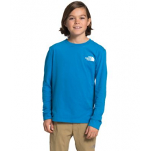 Youth L/S Graphic Tee by The North Face