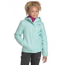 Girl's Resolve Reflective Jacket by The North Face in Blacksburg VA