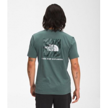 Men's S/S Box Nse Tee by The North Face in Littleton CO