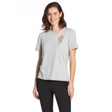 Women's S/S Heritage Triblend Tee 1 by The North Face