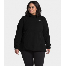 Women's Plus TKA Glacier Pullover Hoodie by The North Face in Denver CO