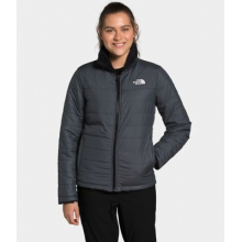 Women's Mossbud Insulated Reversible Jacket by The North Face in Alamosa CO