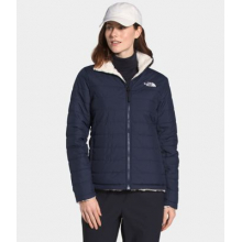Women's Mossbud Insulated Reversible Jacket by The North Face in Cranbrook BC