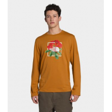 Men's L/S Himalayan Bottle Source Tee by The North Face
