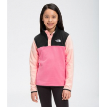 Youth Glacier 1/4 Snap Pullover by The North Face in Sioux Falls SD