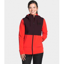 Women's Tekno Hoodie Full Zip by The North Face