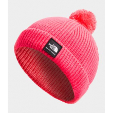 Littles Box Logo Pom Beanie by The North Face in Sioux Falls SD