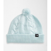 Littles Cable Minna Beanie by The North Face in Aurora CO