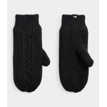 Women's Cable Minna Mitt by The North Face in Sioux Falls SD
