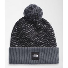 Girls' Chevron Pom Beanie by The North Face in Aurora CO