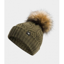 Youth Oh-Mega Fur Pom Beanie by The North Face in Sioux Falls SD