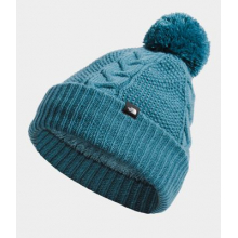 Women's Cable Minna Beanie by The North Face in Marshfield WI