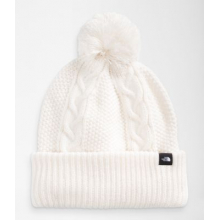 Women's Cable Minna Beanie by The North Face in Dillon CO