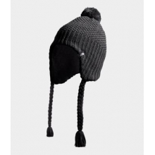 Women's Purrl Stitch Earflap Beanie by The North Face in Marshfield WI