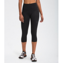 Women's Motivation High-Rise Pocket Crop by The North Face in Alamosa CO