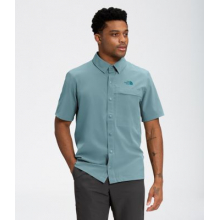 Men's First Trail S/S Shirt by The North Face in Blacksburg VA