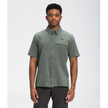 Men's First Trail S/S Shirt by The North Face in Littleton CO
