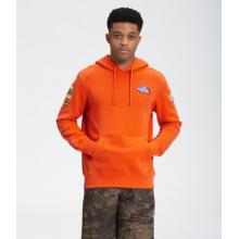 Men's Novelty Patch Pullover Hoodie by The North Face