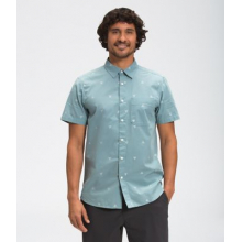 Men's S/S Baytrail Jacquard Shirt by The North Face in Sioux Falls SD