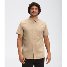 Men's S/S Baytrail Jacquard Shirt by The North Face in Dillon CO