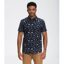 Men's S/S Baytrail Pattern Shirt by The North Face