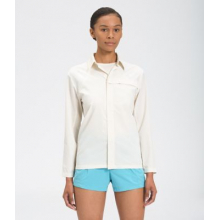 Women's First Trail L/S Shirt by The North Face in Cranbrook BC