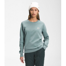Women's Heritage Patch Crew by The North Face in Littleton CO