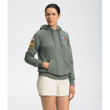 Women's Novelty Patch Pullover Hoodie by The North Face